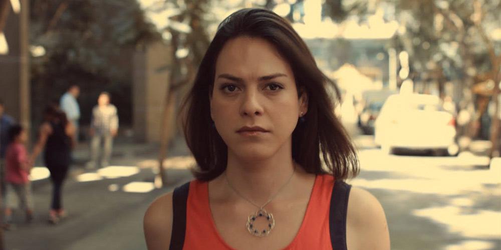 Daniela Vega holds the screen