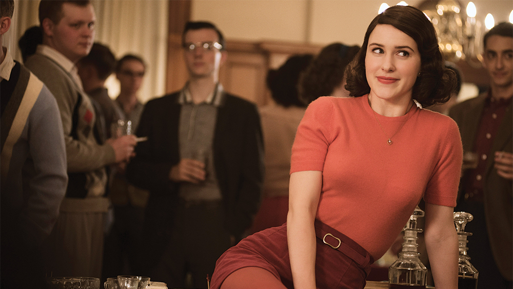 The Marvelous Mrs. Maisel scores a Peabody