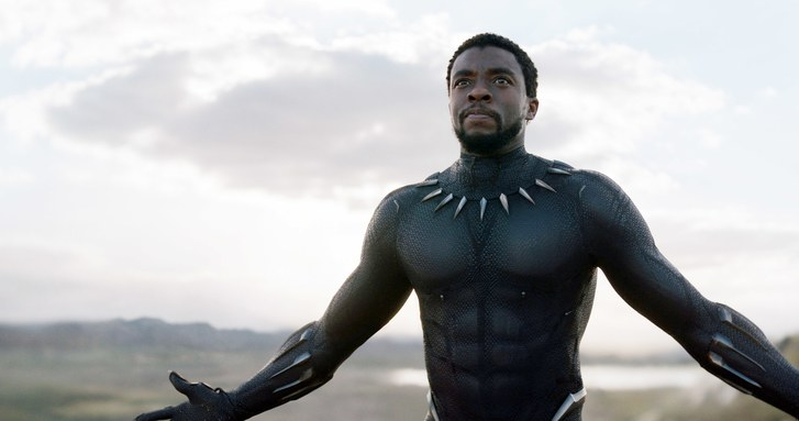 'Black Panther' lands most nods