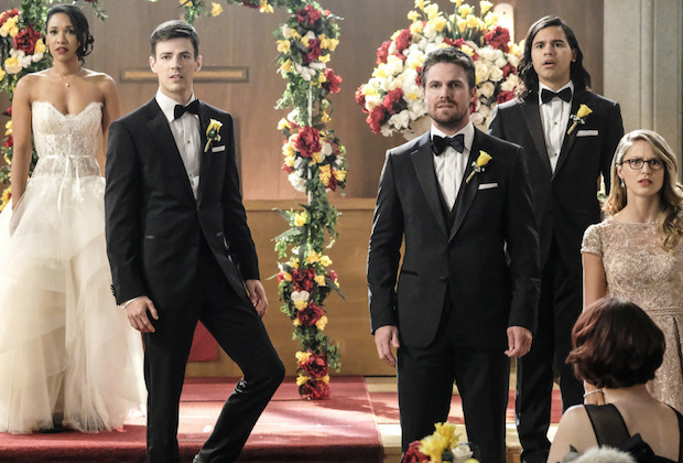 This year's big wedding crossover extravaganza was the best one yet
