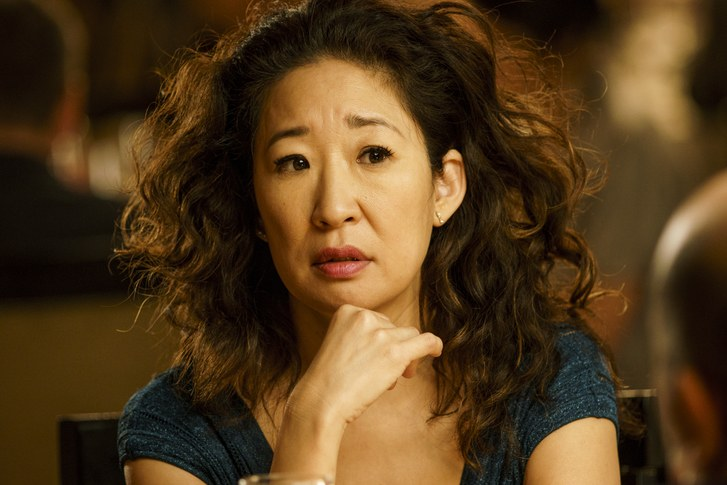 Sandra Oh as Eve Polastri