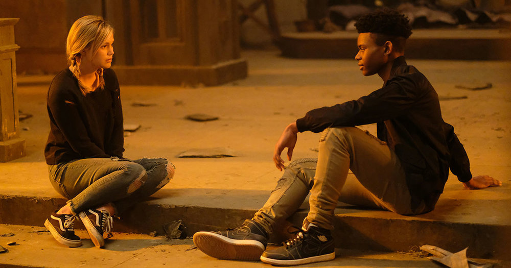 Tandy and Tyrone are Freeform's 'Cloak & Dagger'