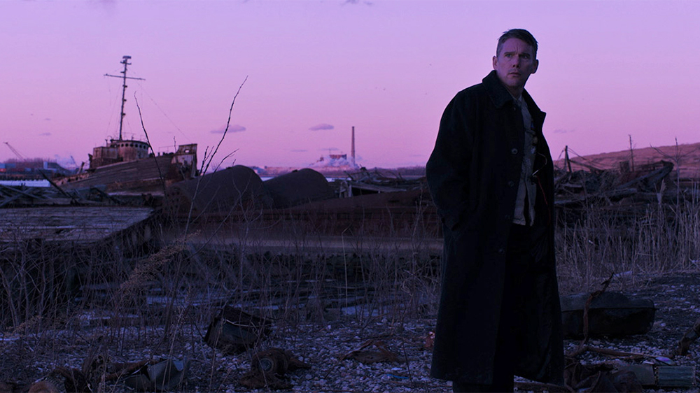 I'd call  First Reformed  the must-see movie of this latest batch