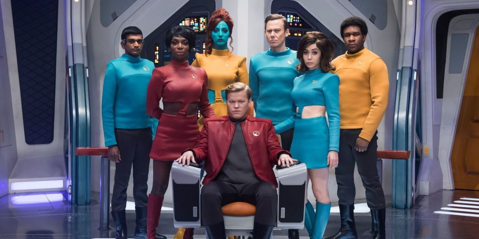 'Black Mirror' once again games the system and wins the TV Movie Emmy for an episode of their ongoing anthology SERIES