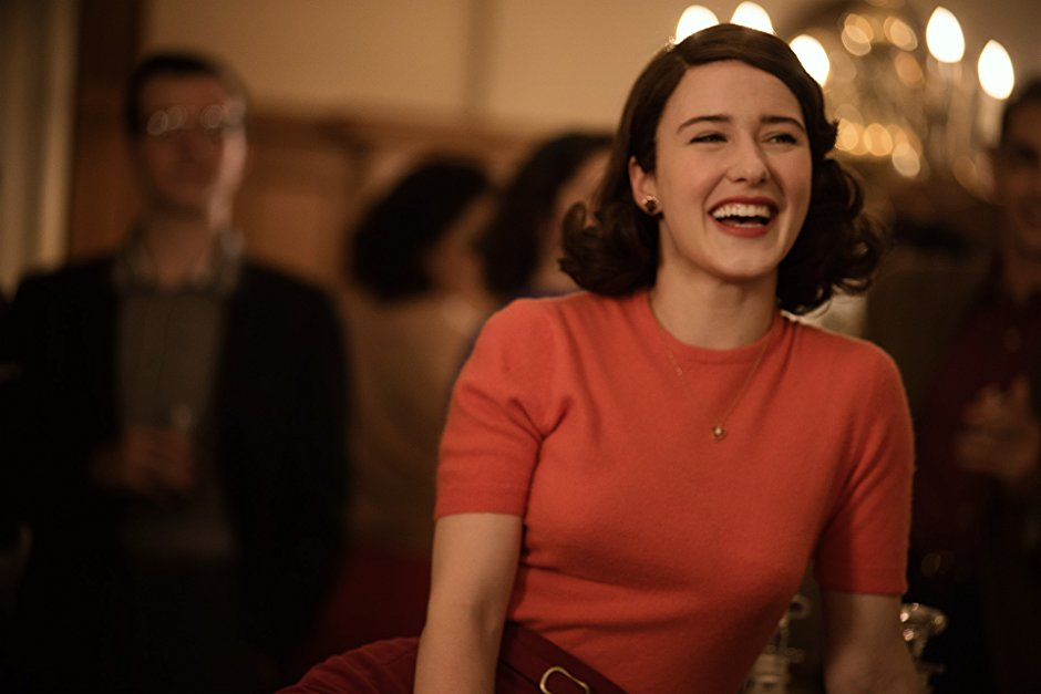 Rachel Brosnahan will win her first Emmy for 'Mrs. Maisel'
