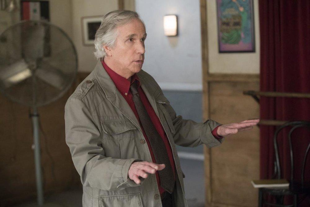 Crossing my fingers for Henry Winkler's hilarious turn on 'Barry'