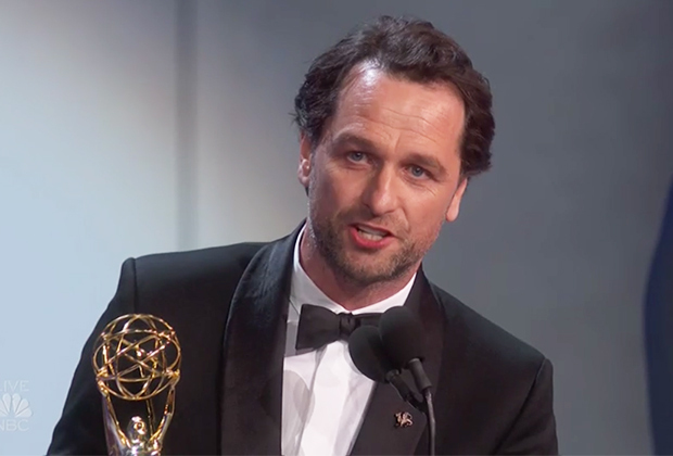 My beloved Matthew Rhys, the soul of 'The Americans,' wins the show its long overdue lead acting Emmy
