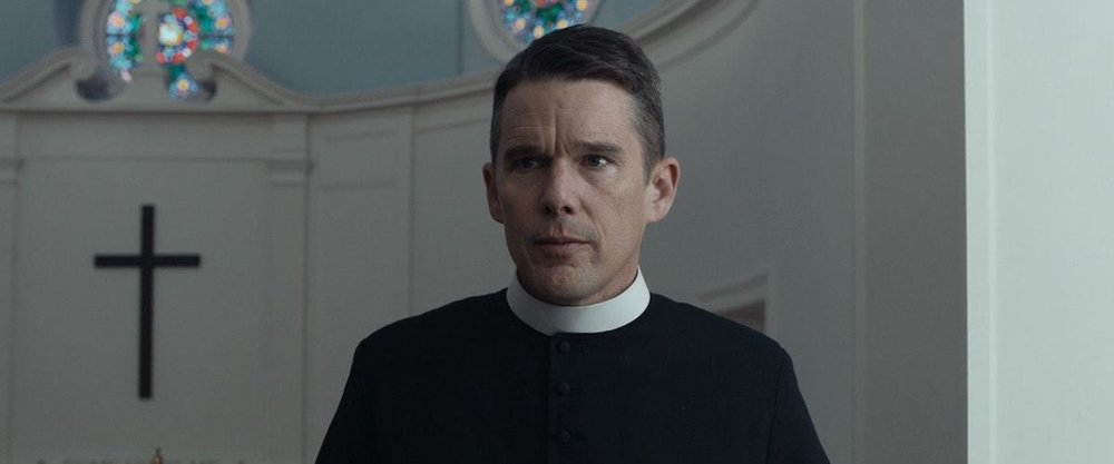 'First Reformed' seems to be the favorite film of the Gothams
