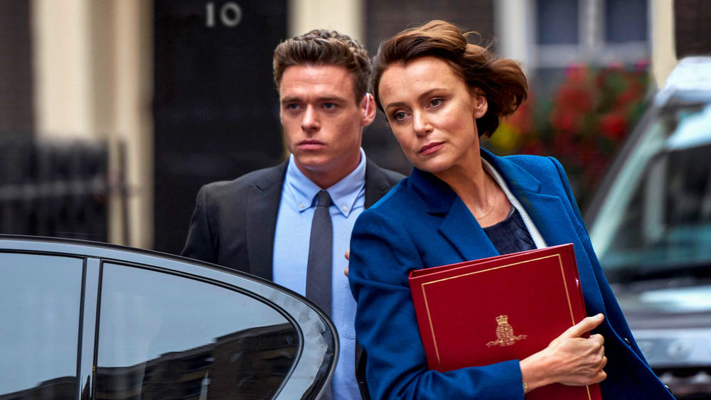 'Bodyguard' has everything you want in a conspiracy thriller