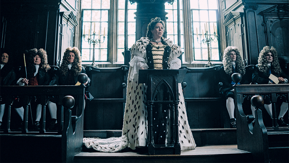 'The Favourite' wins big at the BIFA awards