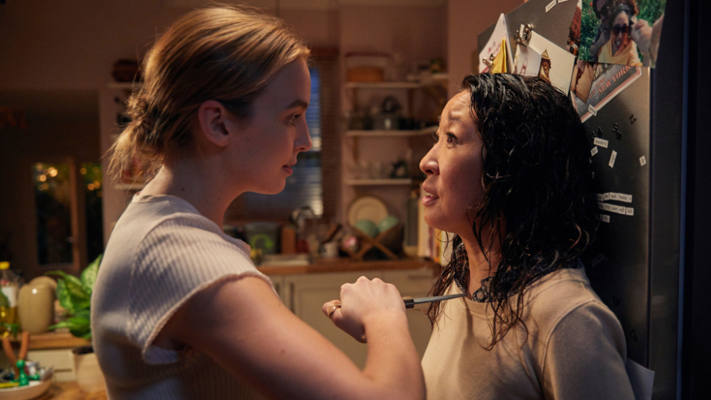 Killing Eve  was rightfully celebrated, but why do people keep forgetting to nominate Jodie Comer? This show was a two-hander