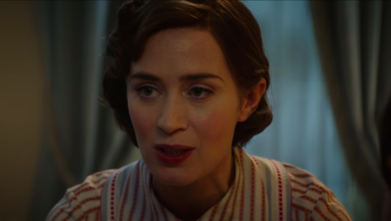 Can Emily Blunt get her first Oscar nod for a role that won Julie Andrews hers?