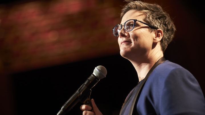 Hannah Gadsby takes the comedy world by storm