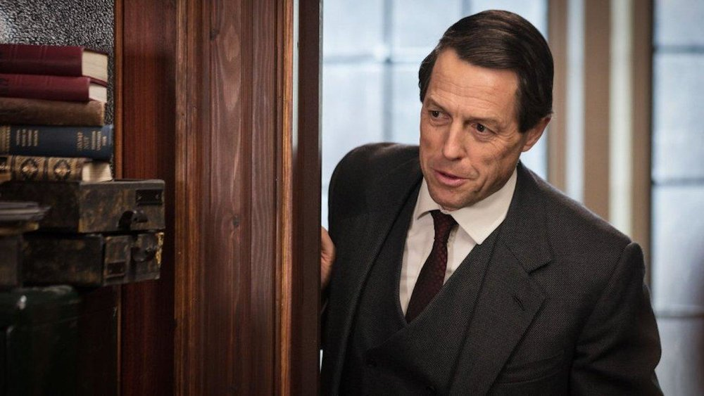 A three episode miniseries recounting the scandal of MP Jeremy Thorpe and Norman Scott, the man he tried to have murdered in the 1970's. English black humor infuses the accountings of events too nutty to be believed, if they weren't in fact, true. Hugh Grant reaches a career high point, and Ben Whishaw matches him wit for wit in this immensely enjoyable series