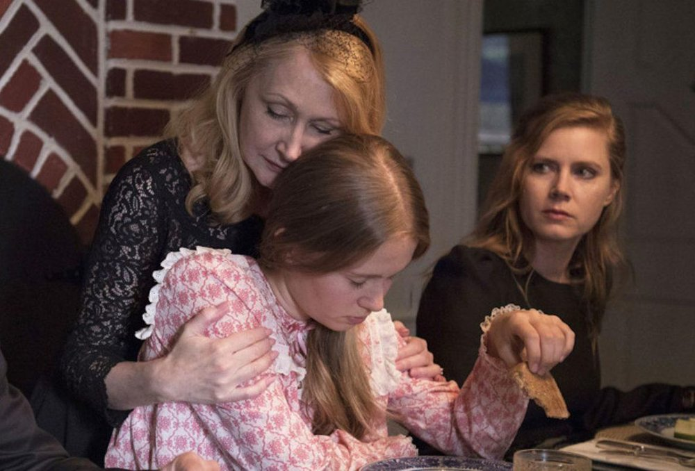 Great acting by Amy Adams, Patricia Clarkson and Eliza Scanlen propels this miniseries about the scars, both physical and emotional, haunting the daily lives of different generations of abused women, as a murder investigation unfolds in a small town. Haunting and moody