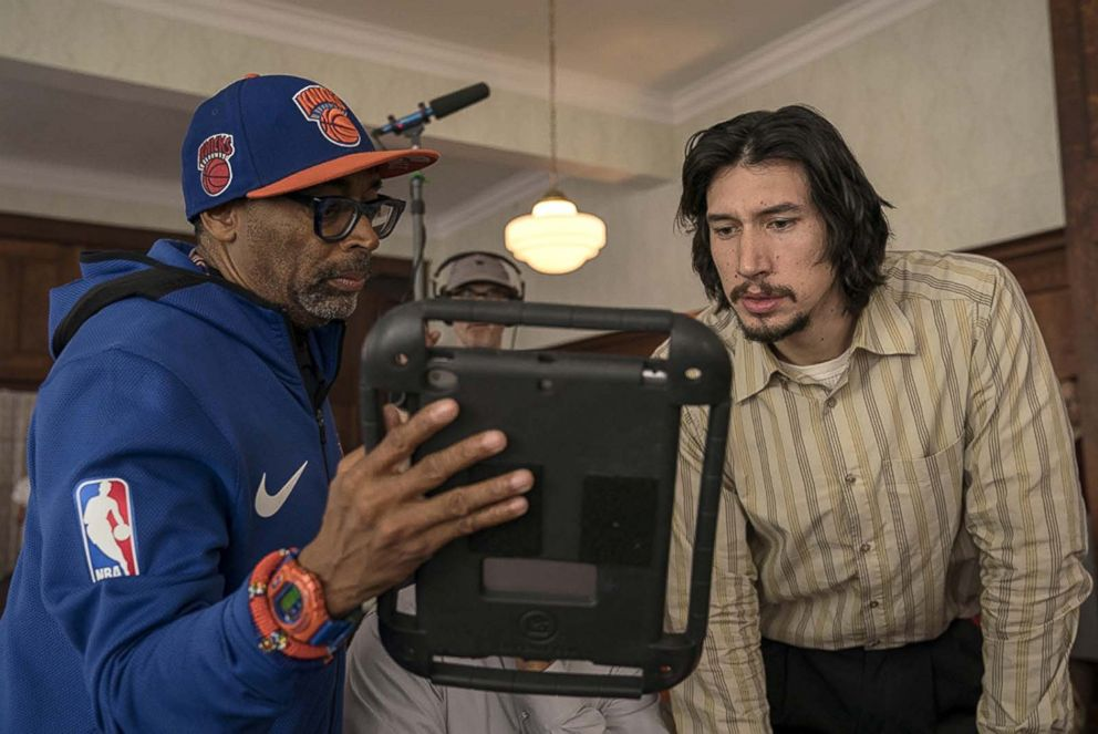 Spike Lee gets his first DGA nod