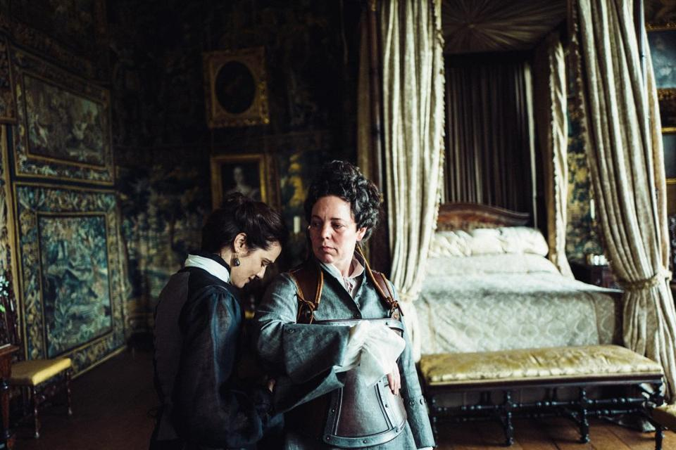 The Favourite  unsurprisingly led the BAFTA noms today