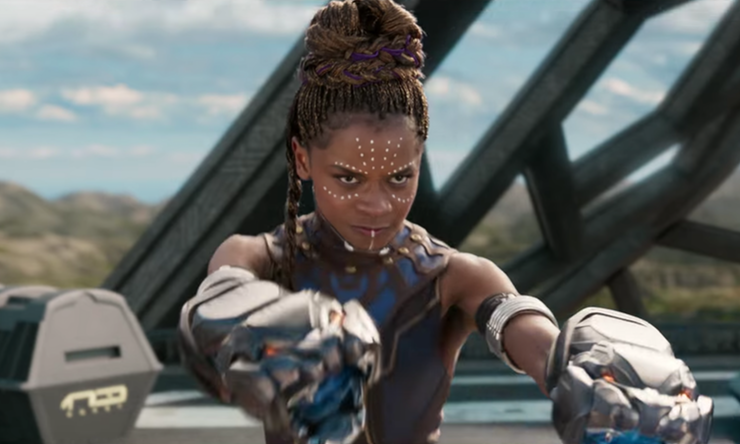 Black Panther  makes the cut for the Scripter award