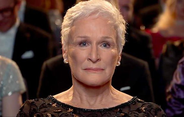 Glenn Close is formidable in  The Wife