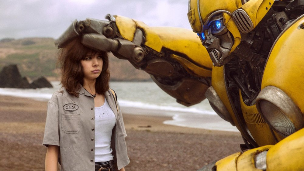 The goofy Bumblebee is kinda cute
