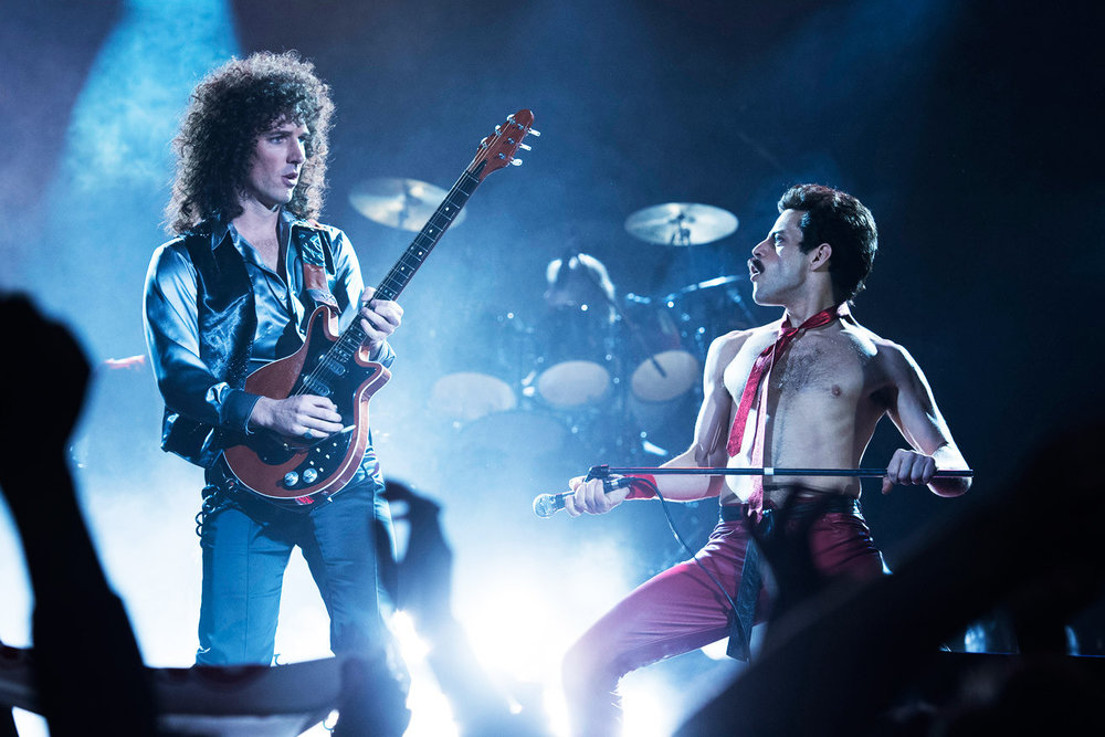 Bohemian Rhapsody  now the editing frontrunner