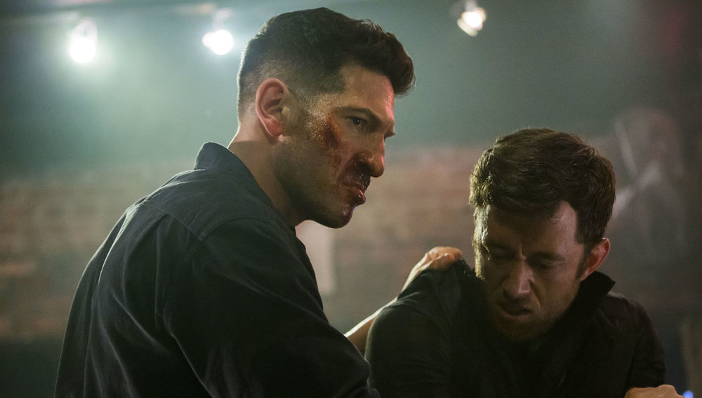 Frank Castle is back to do more damage