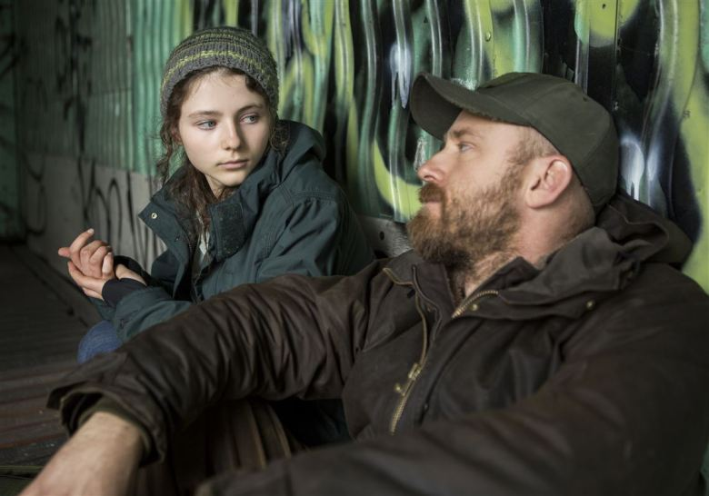 Non-Oscar nominee  Leave No Trace  won the Scripter prize- a rare occurrence
