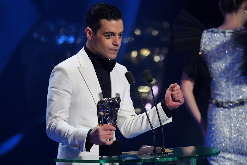 Rami Malek solidifies his coming Oscar win