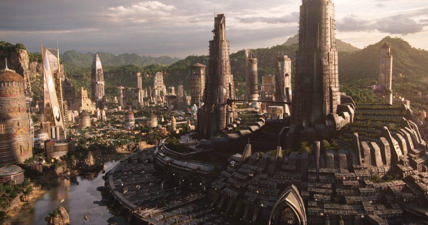 Wakanda's sets were pretty impressive, don't you think?