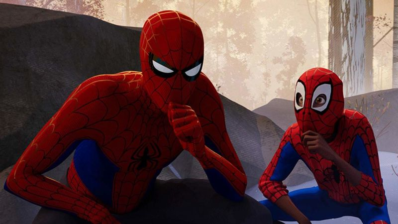 Into the Spider-Verse  is my enthusiastic pick of the week