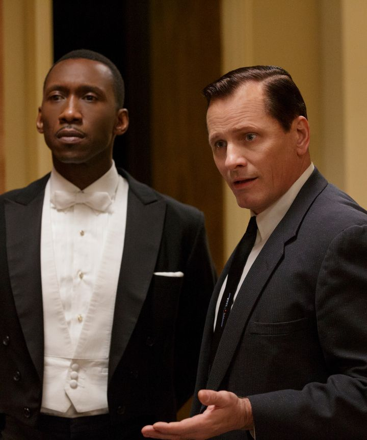 Green Book  has to be the second choice, due to its PGA win