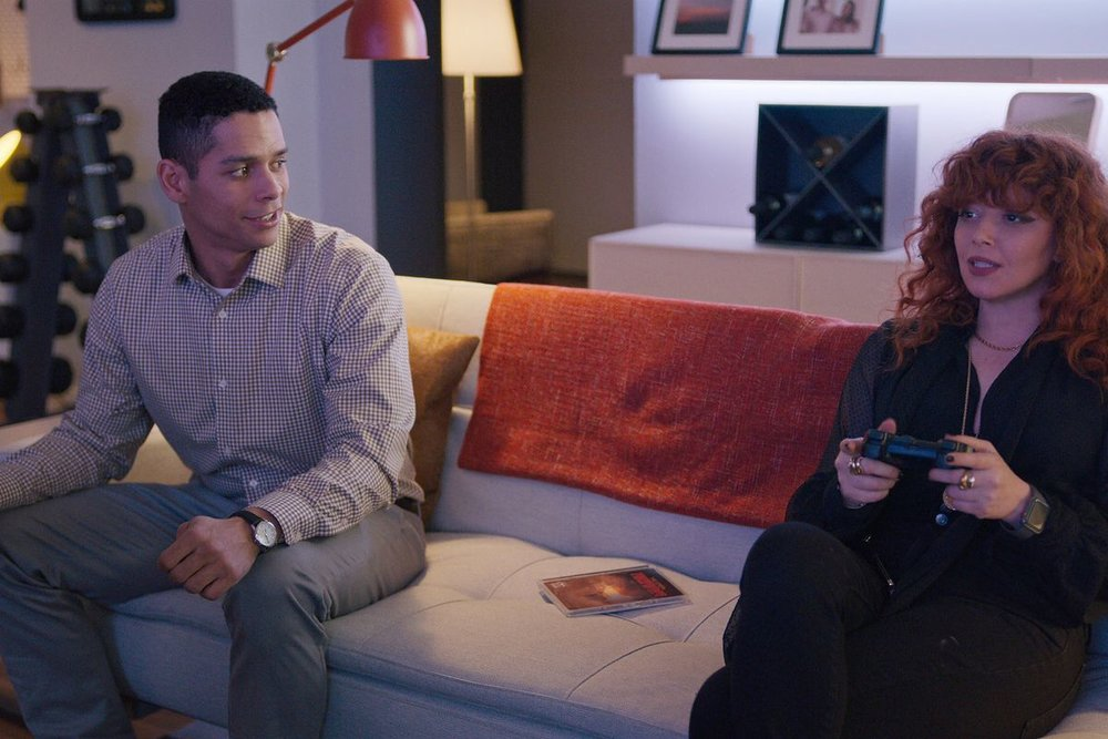 Charlie Barnett makes a big splash in a co-leading role