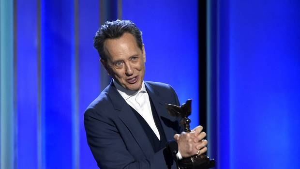 Richard E. Grant finally wins an award this season for his performance in  Can You Ever Forgive Me?