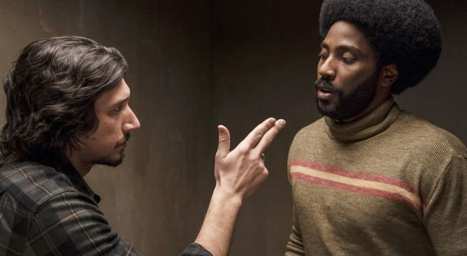Spike Lee can still pack a punch and does it again with a buddy cop movie, mixing comedy and drama with the urgency of the moment, as no other film of the year spoke more to the current climate than this 1970's set reminder of what America is.