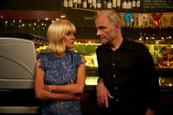 A satisfying ending for Ashley Jensen and Mark Bonnar's supporting pals Fran and Chris too