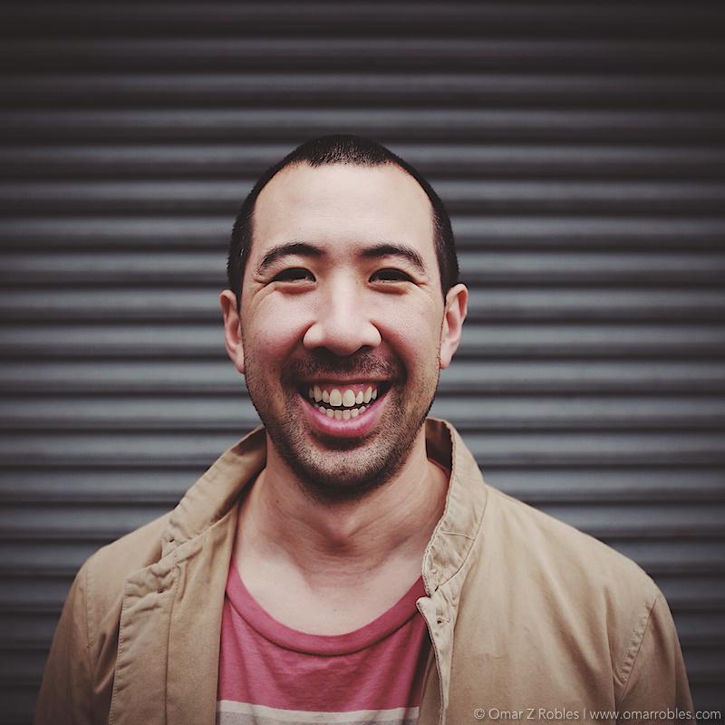 Omar Portrait IV