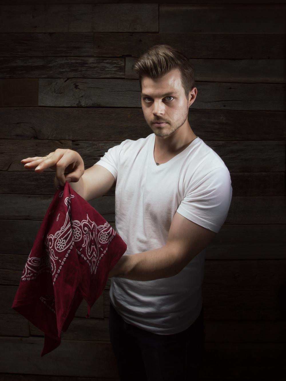 My Red Bandana: Nathanael