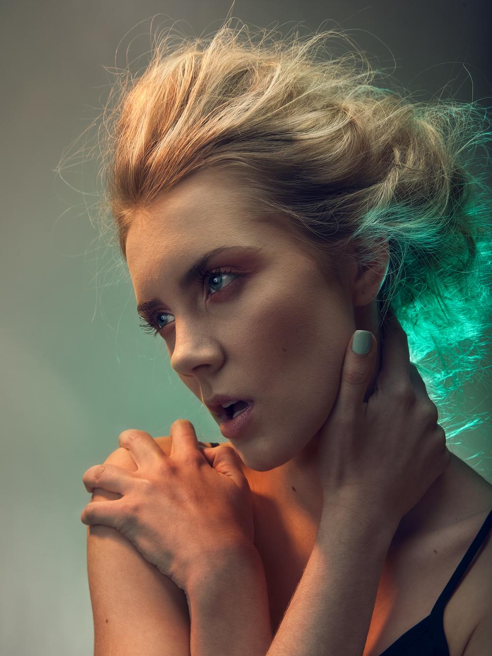 Polina: AMAX Talent
