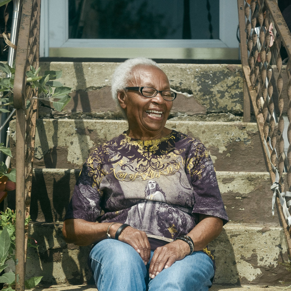 "Annie Brown  |   ""about"" 80, Kind & Beautiful Soul Please click to see full portrait and story"