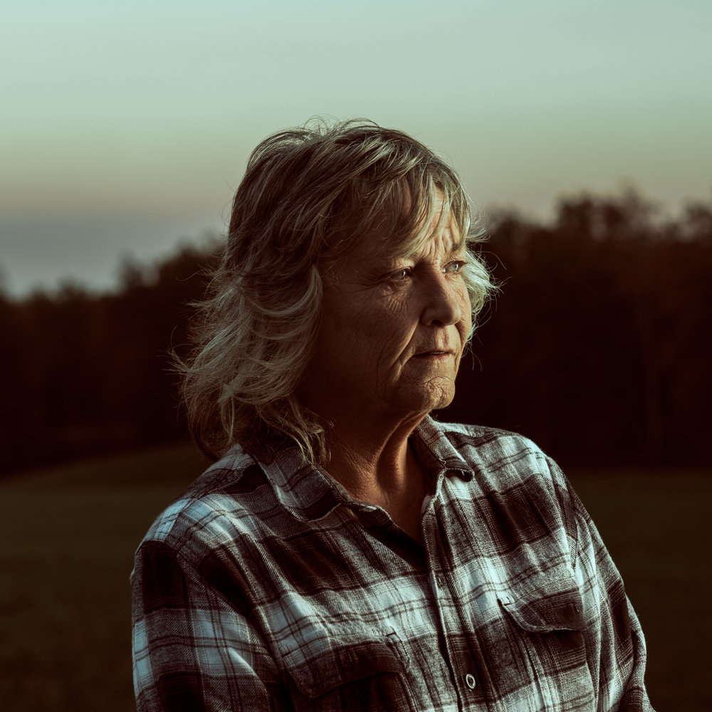 Karen Potter  |   56,  Farm Owner-Operator/Strong Woman   Please click to see full portrait and story