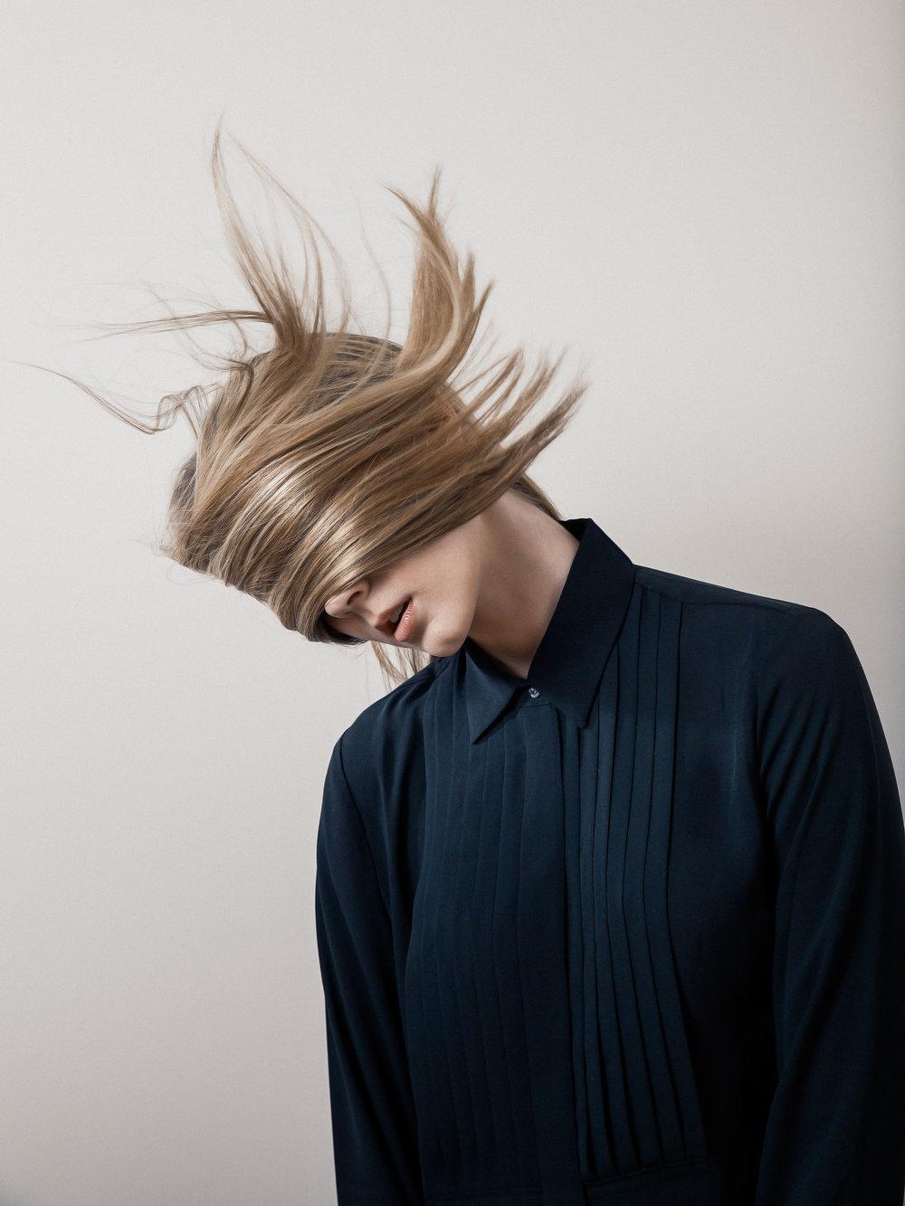 Model: Polina Gaydamachenko