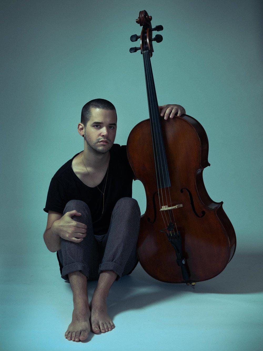 Patrick Rush  |   26, Multi-instrumentalist