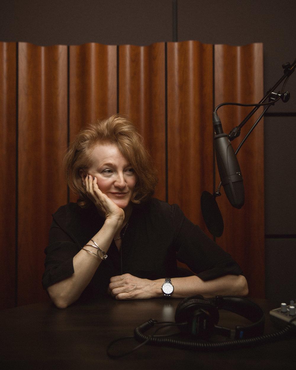 Krista Tippett | 56, Creature/Host of On Being, Author, Human Explorer
