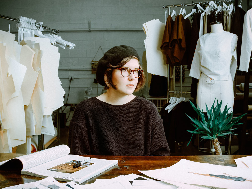 Elizabeth Suzann for Warby Parker