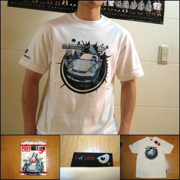 Puff Nation x Tech Art Limited Edition Tshirt