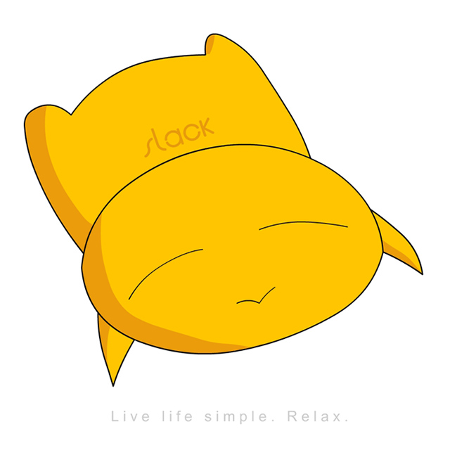 The Slack Doll Brand - Live Life Simple. Relax