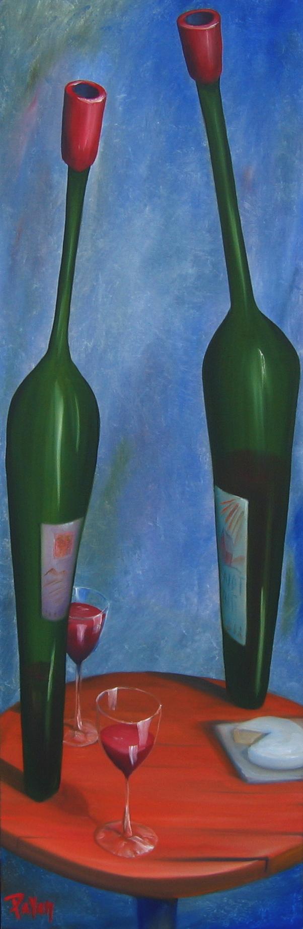 Wine Blue