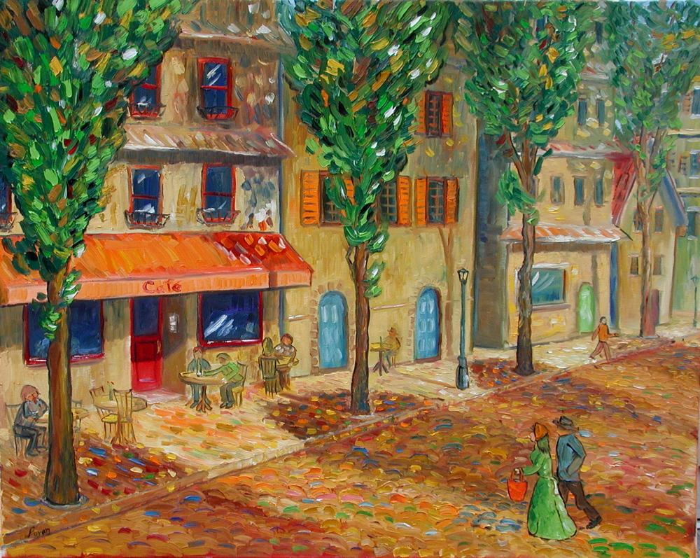 Provence Street scene