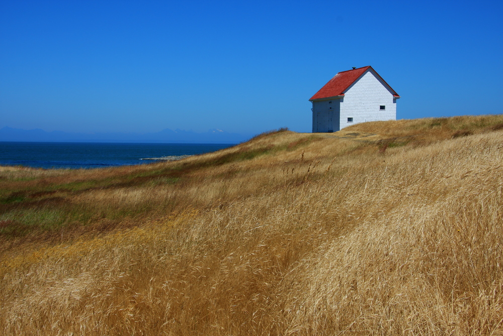 East Point, Saturna Island