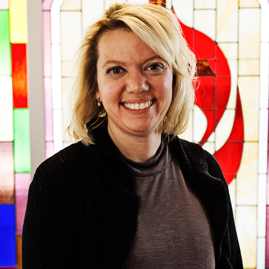 Leslie Trail,Children's Director - Leslie Trail is the Children's Director at Trinity United Methodist Church. She has a Master's in Educational Leadership from Cumberland University and has been on staff for 3.5 years.Connect with Leslie     • Email Leslie